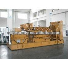 Conjunto de generador de gas natural controlador Woodward