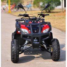 Cuatro movimientos automático ATV Utility por camino forestal