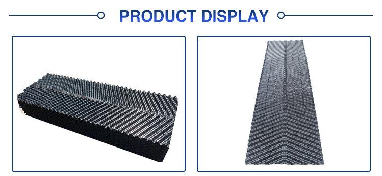 Liangchi PVC cooling tower fill