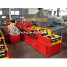 price of steel door frame machine