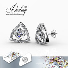 Destiny Jewellery Crystals From Swarovski Assembly Earrings