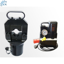 Factory Cpo-150S Hydraulic Tools With Safety Device Lithium Ion Battery Crimping Tool