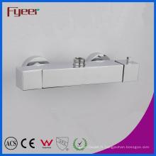 Robinet de douche thermostatique de contrôle de la température Fyeer Fashion Design (QH0202D)