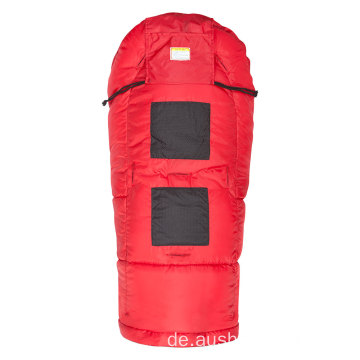 Thermo Fleece Fußsack Winterfußsack Super dick