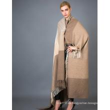 Bufanda de manta de cachemira