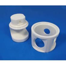 óxido de zircônio estabilizado ZrO2 partes refratárias