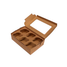 Customized Chocolate Folding Cardboard Display Box