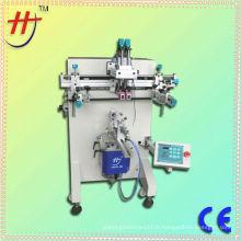Machine à imprimer semi-automatique en serre-bracelet en silicium