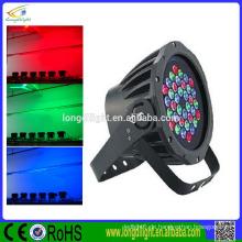 Professionelle Bühnenlicht wasserdicht RGB 36 * 3w DMX LED Par Licht