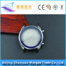 China fornecedor de alta precisão cnc alumínio oem peças relógio de pulso relógio