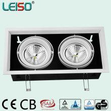 30W 1800 LED Downlight mit AR111 Lichtquelle (R2360-BWW)