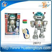 2016 heißer Verkauf shantou Porzellanspielwaren, die rc Miniroboterspielwaren für Kinder sprechen