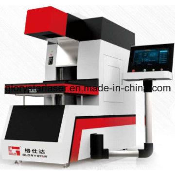 3D Dynamic Focus Series Nonmetal Advertising Packing Big Working Area CO2 Laser Marking Engraving Machine