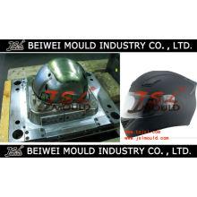 Moule de Shell de casque de moto en plastique d'injection