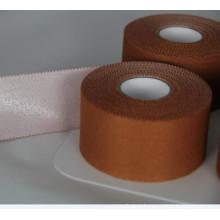 Медицинский шелковый лейкопластырь / хирургическая шелковая лента / шелковая медицинская лента Медицинская гипсовая повязка