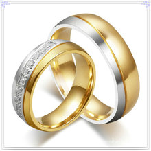 Jewelry Fashion Couple Jewellery Stainless Steel Ring (SR606)