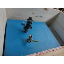 Separador de azulejos de techo de aluminio