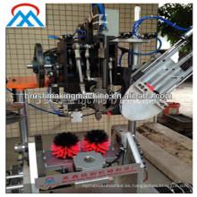 máquina de fabricación automática del cepillo del retrete de 3 ejes