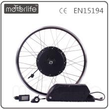 MOTORLIFE / OEM-Marke 2015 HEIßER VERKAUF CE-Pass 48V 1000W Elektro-Fahrrad-Kit, Batterie 48V 17.5ah max