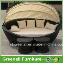 Outdoor Rattan Day Bed Gn-3638L