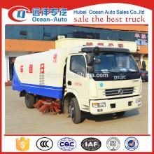 Factory directly sale DFAC duolika road vehicles ,road sweeper truck