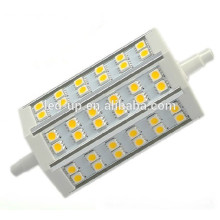 118mm 8W LED R7S Luz SMD5050