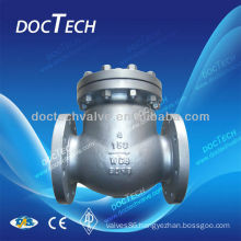 Flanged Swing Check Valve Stainless Steel & Carbon Steel