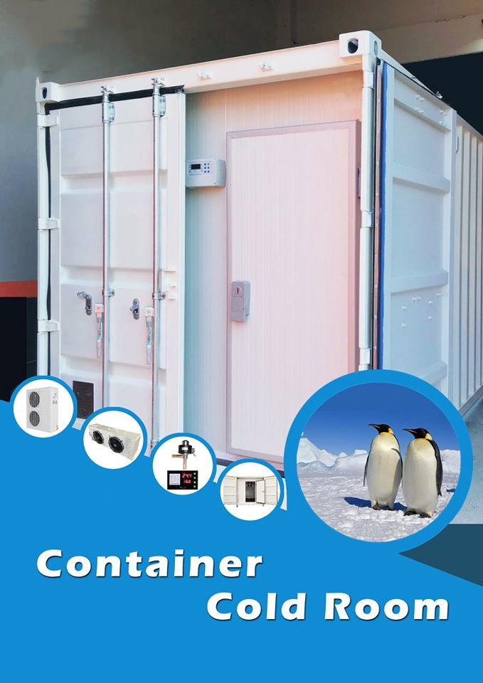 cold room container