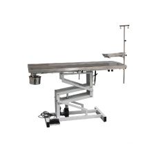 petshop 304 stainless steel veterinary examination table for pet clinic room