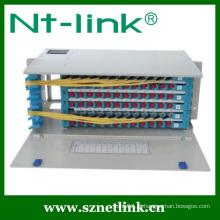 Adaptador SC painel de conexão de fibra óptica de 96 portas