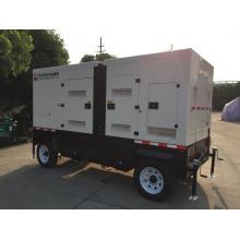 Générateur diesel de type remorque
