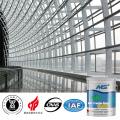 CHANGZHOU YMS 80% Zinc Content 2k Anti-rust Anti-corrosion Epoxy Zinc Rich Primer for Steel Structure