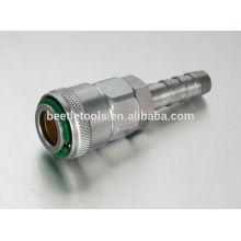 ferramenta pneumática de acoplamento rápido de ar
