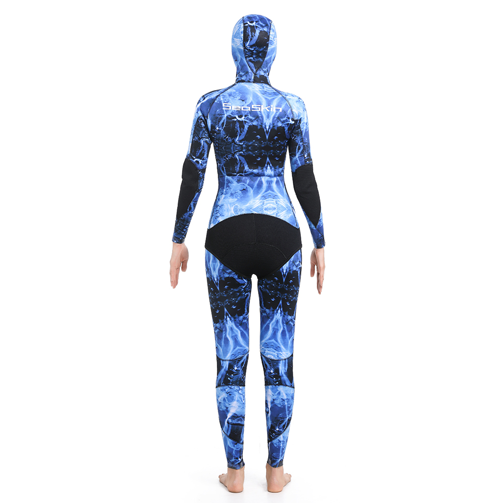 Women Two Pieces Spearfishing Wetsuit
