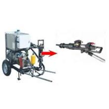 Portable YYT28 rock drill machine  with air leg