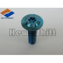 Gr5 Titanium torx head bolt