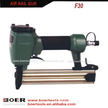 Pistola de prego de ar F30 Pistola de prego de madeira