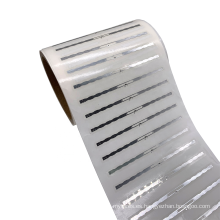 Etiqueta de biblioteca de incrustaciones húmedas autoadhesivas UHF RFID
