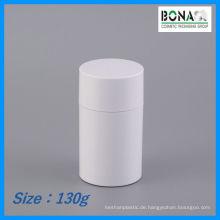 130g runden weißen mechanischen Deodorant