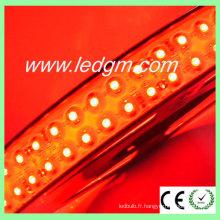 Bande LED double face rouge haute puissance 1200LEDs