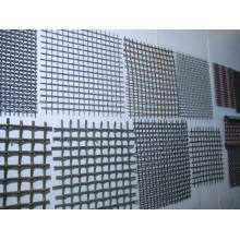 Alta qualidade galvanizado / aço inoxidável frisado malha de arame para venda / melhor preço