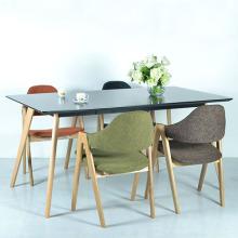 Eames DSW Style White Прямоугольный обеденный стол
