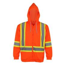 Зимняя полоса Желтая светоотражающая защитная куртка