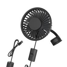 Автомобильный мини-кондиционер вращающийся вентилятор охлаждения автомобиля