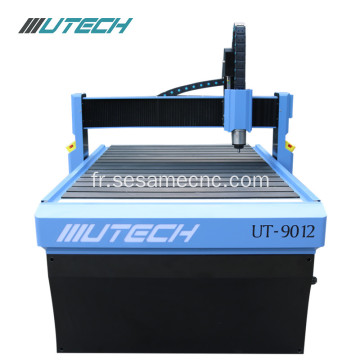 Mini routeur 3d cnc 4ème machine cnc rotative