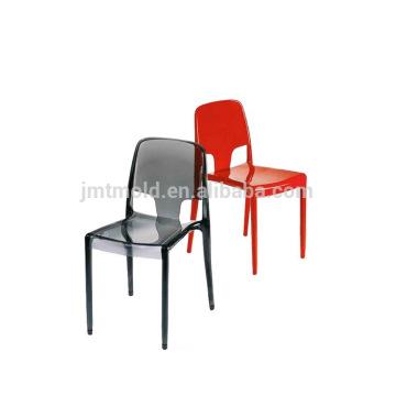 Comercio al por mayor modificado para requisitos particulares que moldea el molde plástico plástico de la silla