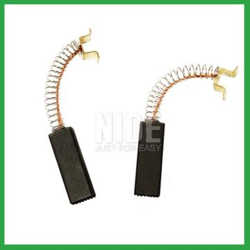 Electric motor components carbon brush