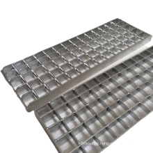 Plain Plat Form Platform Welded Walkway Steel Grating Channels for Door Mat