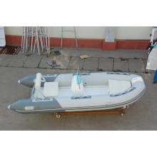 FPR Boot RIB390 doppelte Festrumpfschlauchboot mit CE-Kennzeichnung