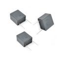 Gray 0.22UF 275VAC X2 Metallized Polypropylene Film Capacitor